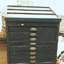 Image of Cabinet, Type Case