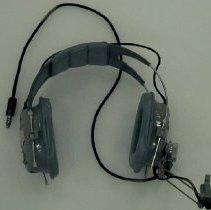 Image of Headset, Radio