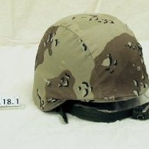 Image of Helmet, Military