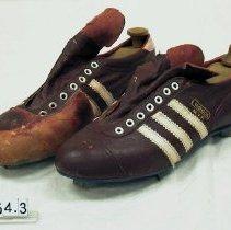 Image of Shoe, Baseball