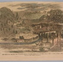 "Image of Print - Magazine illustration, ""31st Regiment Ohio Volunteers"""