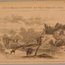 "Image of Print - Magazine illustration, ""No. 465, Bacon Creek Bridge"""
