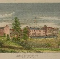 "Image of Print - Book illustration, ""Kentucky Military Institute"""
