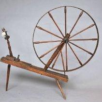 Image of Wheel, Spinning