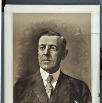 Image of Poster, Political - Woodrow Wilson