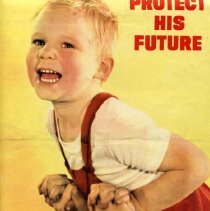 """Image of Poster - Poster """"Protect his future"""""""
