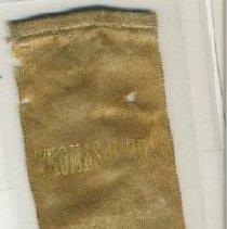 Image of Ribbon, Commemorative - UCV badge, Thomas Hunt, Camp #1282