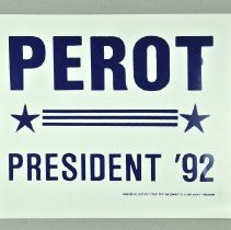 Image of Poster, Political - Perot