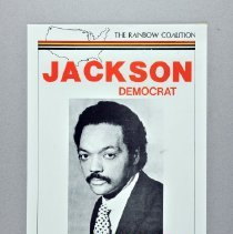 Image of Poster, Political - Jackson