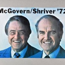 1976 Sargent Shriver For President Pencil Politcal