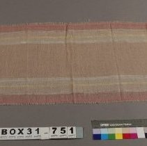 Image of Churchill Weavers Collection - 2007.45.Box 31-751