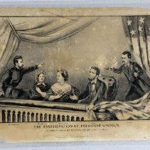 Image of Print - The Assassination of President Lincoln