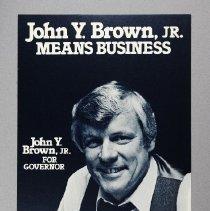 Image of John Y. Brown, Jr.