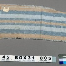 Image of Churchill Weavers Collection - 2007.45.Box 31-805