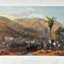 Image of Print - Battle of Cerro Gordo