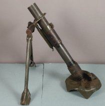 Image of Mortar, Artillery