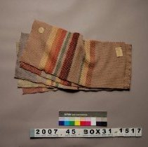 Image of Churchill Weavers Collection - 2007.45.Box 31-1517