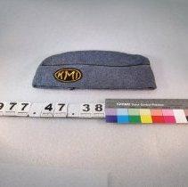 Image of Cap, Garrison - KMI Garrison Caps, blue