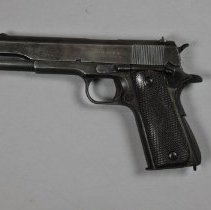 Image of Pistol, Automatic