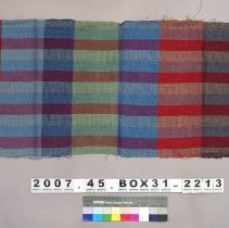 Image of Churchill Weavers Collection - 2007.45.Box 31-2213