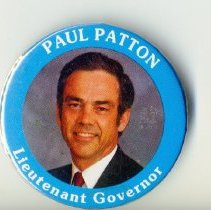 Image of Button, Political