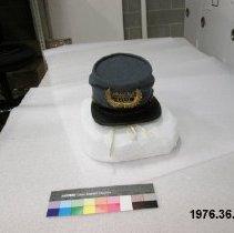Image of Cap, Forage - UCV Forage cap, 64th. Virginia Regiment