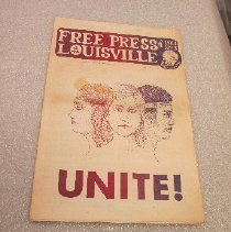 "Image of Newspaper - Newspaper, ""Free Press of Louisville"" vol. 1 no. 3"