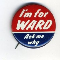 Image of Button, Campaign