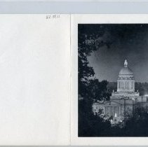 Image of Card, Greeting - Governor's Official Christmas Card, Bert Combs