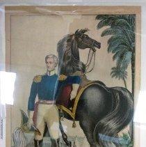 Image of Print - General Taylor at Matamoras