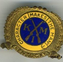Image of Badge, Cap