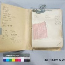 Image of Churchill Weavers Collection - 2007.45.Box 12-26