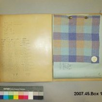 Image of Churchill Weavers Collection - 2007.45.Box 12-39