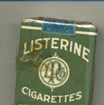 Image of Cigarette - LISTERINE