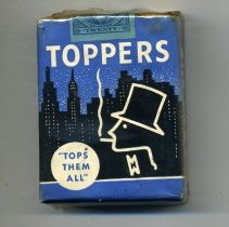 Image of Cigarette - TOPPERS-68