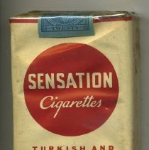 Image of Cigarette - 119 packs of various cigarettes