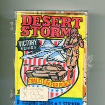 """Image of Card, Collecting - """"Desert Storm Victory Series"""""""
