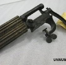 Image of Iron, Fluting