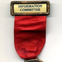 Image of Badge, Identification
