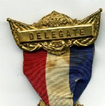 Image of Badge, Political - Pin, 1908 Democratic National Convention