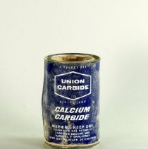 Image of Can, Carbide