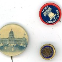 Image of Pin, Promotional