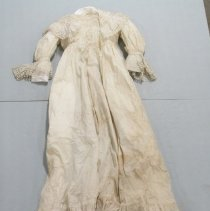 Image of Gown, Dressing