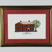 Image of Cross-Stitch - Federal Hill My Old Kentucky Home