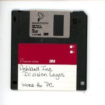 Image of Diskette