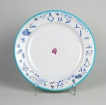 Image of Plate, Dinner