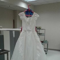 Image of Dress, Wedding