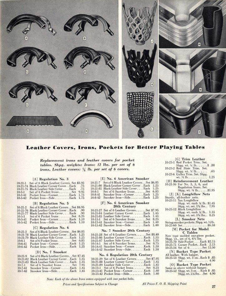 Catalog Mail Order 1949