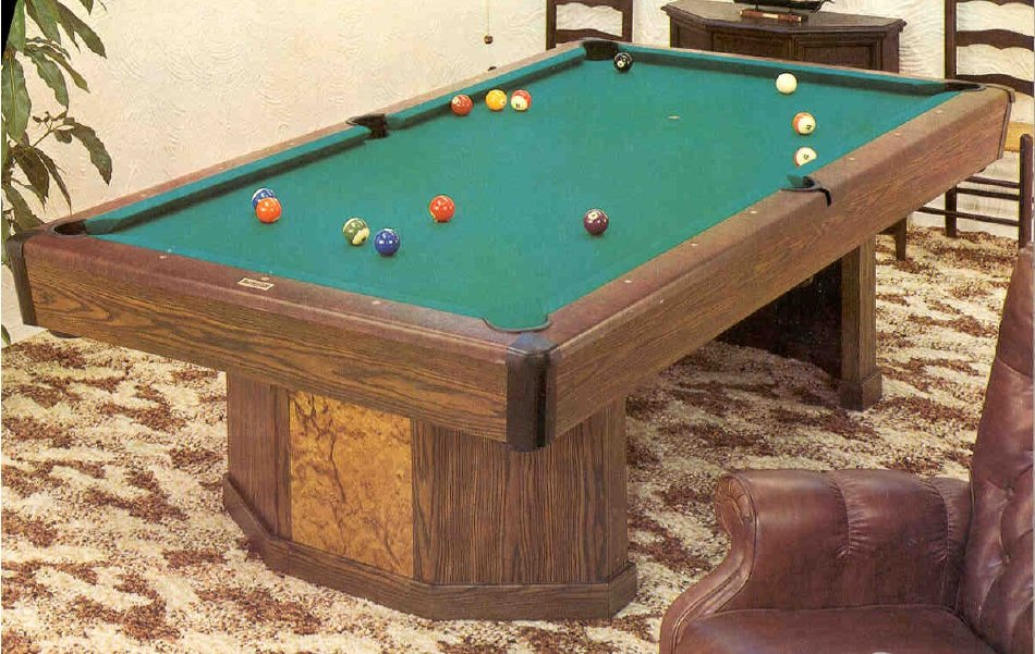 Table - Brunswick anniversary pool table for sale