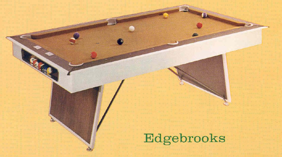 Table - Honeycomb pool table